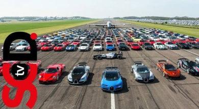 Secret Supercar Meet