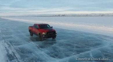 Ram Rebel Mopar 16 en arctic