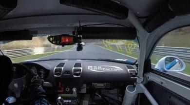 NÜRBURGRING Onboard Porsche Cayman GT4