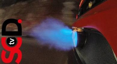 Ferrari F430 Scuderia Spider, au son du V8