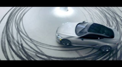 Pub : Lexus et le gant de cristal