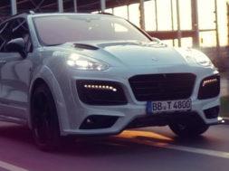 Magnum Sport Edition «30 years» : le Porsche Cayenne revu par TechArt