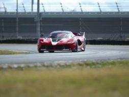 Ferrari FXXK Chris Harris