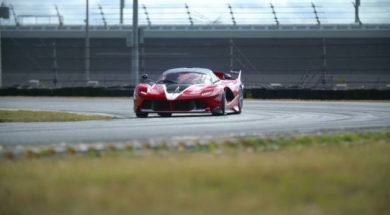 Ferrari FXXK Chris Harris