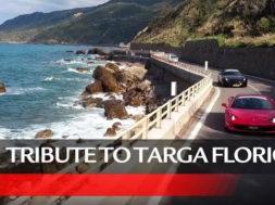 L'hommage de Ferrari à la Targa Florio 2017