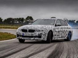 Nouvelle BMW M5 xDrive, 600 chevaux et 4 roues motrices