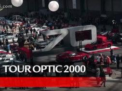 Ferrari fête ses 70 ans au Tour Auto 2017