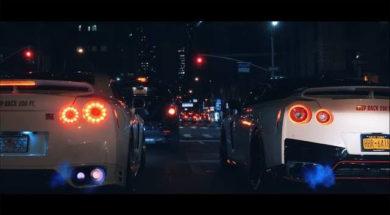 Quand deux Nissan GT-R mettent le feu à New York