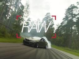 RAW – HGK BMW F22 EUROFIGHTER, 831 ch en furie