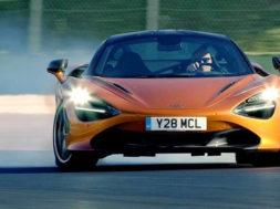 L'essai de la McLaren 720S par le magazine Sport Auto