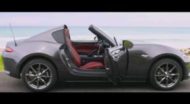 Balade australienne en Mazda MX-5 RF