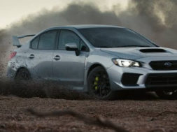 La nouvelle Subaru WRX STI sur son terrain de jeu favori