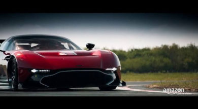 The Grand Tour : Aston Martin Vulcan, le point de vue de Jeremy Clarkson