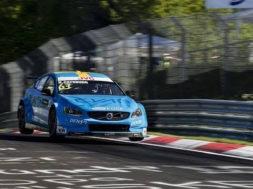 Caméra embarquée : Volvo S60 Polestar TC1 au Nürburgring
