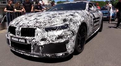 La prochaine BMW M8 en exclusivité au M Festival du Nürburgring
