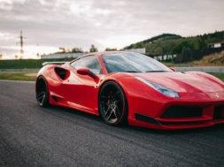 Tout le savoir-faire de Novitec dans la Ferrari 488 GTB N-Largo