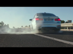 BMW film Overdrive 2017