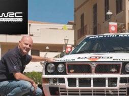 Rencontre avec «Miki» Biasion, légende du WRC