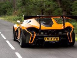 Quand un vlogger rencontre le Graal automobile, la McLaren P1LM