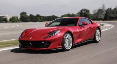 L'essai Ferrari 812 Superfast par Sport Auto