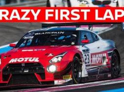 Le circuit PAUL RICARD au ras du bitume en Nissan GT-R NISMO GT3