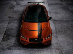 Jaguar XE SV Project 8, la berline (sur)gonflée