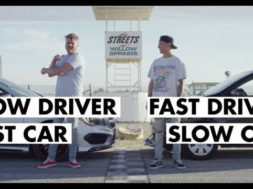 Fast Driver, Slow Car vs Slow Driver, Fast Car | Donut Media