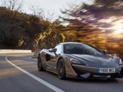 McLaren Sports Series, pour tous les styles
