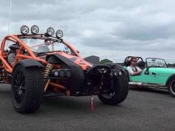 Duel Top Gear : Ariel Atom 3.5 – Ariel Nomad – BAC Mono – Caterham 620S