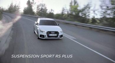 Audi RS3 Sportback, 5 cylindres de bonheur