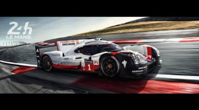 Porsche : sur la route du Mans 2017