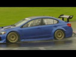 Subaru Type RA NBR Special : encore un record au Nürburgring à venir