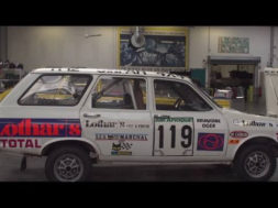 La Renault 12 SINPAR, c'est sympa !
