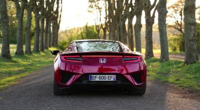 Honda NSX is back