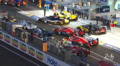 C'est parti pour les 24 Heures du Mans 2017