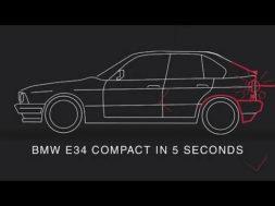 Drift : BMW série 5 Compact, les risques du métiers