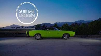Une Dodge Charger de 1969 plus neuve que neuve