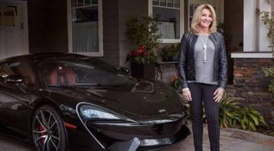 McLaren 570S : une affaire de femme