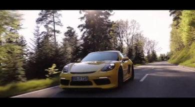 TECHART s'occupe des Porsche 718