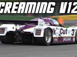Victoire au Mans pour Jaguar XJR-12… c'était en 1990