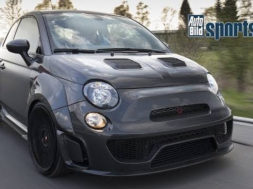 Pogea Racing Ares / Abarth 500 : 289 chevaux… au litre !