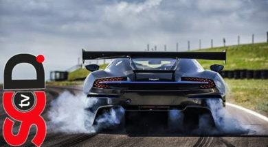 Aston Martin Vulcan : dans les feux de l'enfer