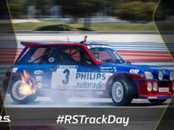 Leçon de 360° en R5 Turbo par le spécialiste Jean Ragnotti