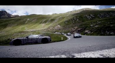 Le teaser de la prochaine BMW i8 Roadster pour patienter