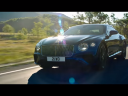 La nouvelle Bentley Continental GT arrive : changement en douceur