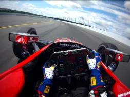 Indycar : Graham Rahal à Pocono Raceway