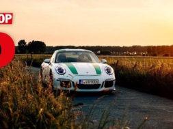 Le Top 5 du Top 5 de Porsche