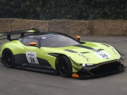 Le Festival of Speed de Goodwood, un festival en musique