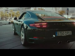 La millionième Porsche 911 enchante les habitants de Stuttgart