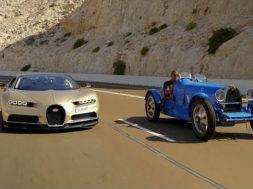 Chris Harris – Top Gear : Bugatti Type 35, de la veine de Pur-Sang